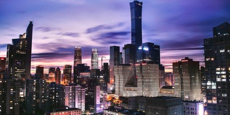 Blockchain invoicing in China