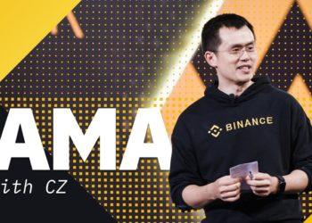 Binance Changpeng Zhao Crypto card issuer Binance upgrade Binance headquarters Binance coronavirus donation