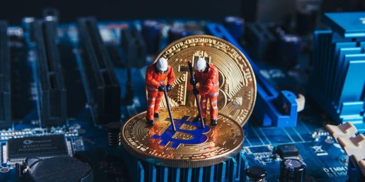 Crypto mining operations
