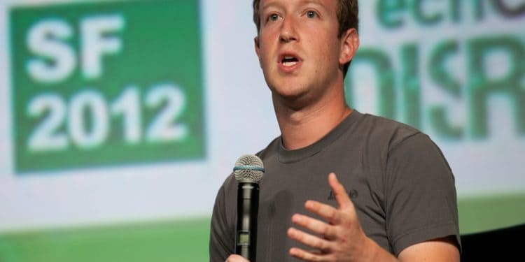 Facebook CEO sounds the alarm over China's internet regulation