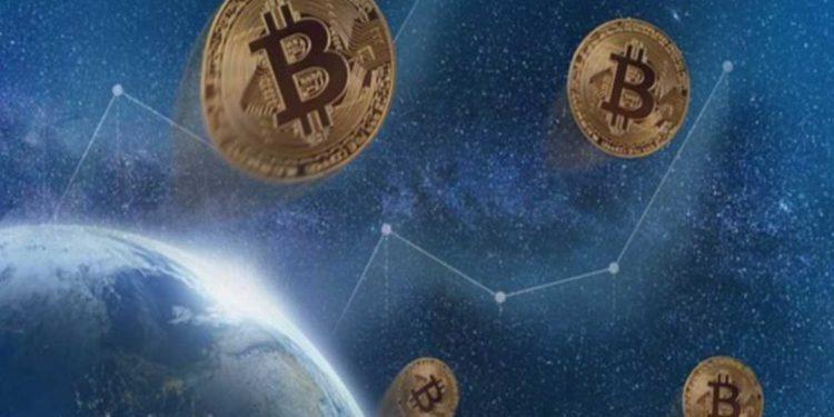 April Bitcoin performance