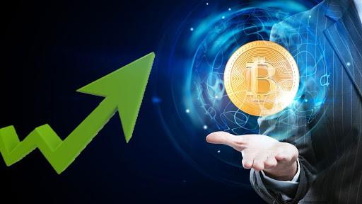 The Crypto Market went Up 1