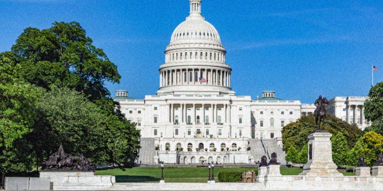 Blockchain for governance of stimulus proposed at Capitol Hill