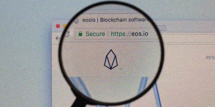 EOS price analysis 7th June
