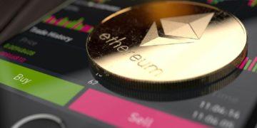 Ethereum price ETH
