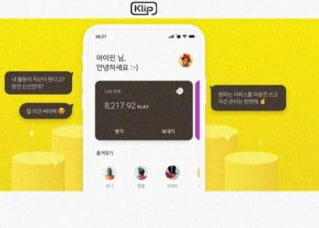 Kakao digital wallet Klip is blockchain enabled