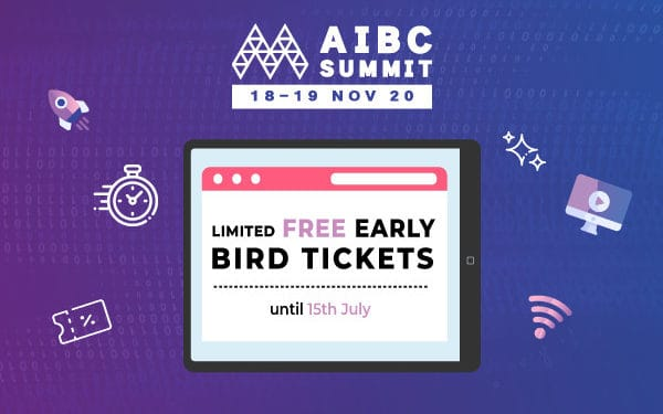 AIBC gets back to business with limited free early bird tickets 1