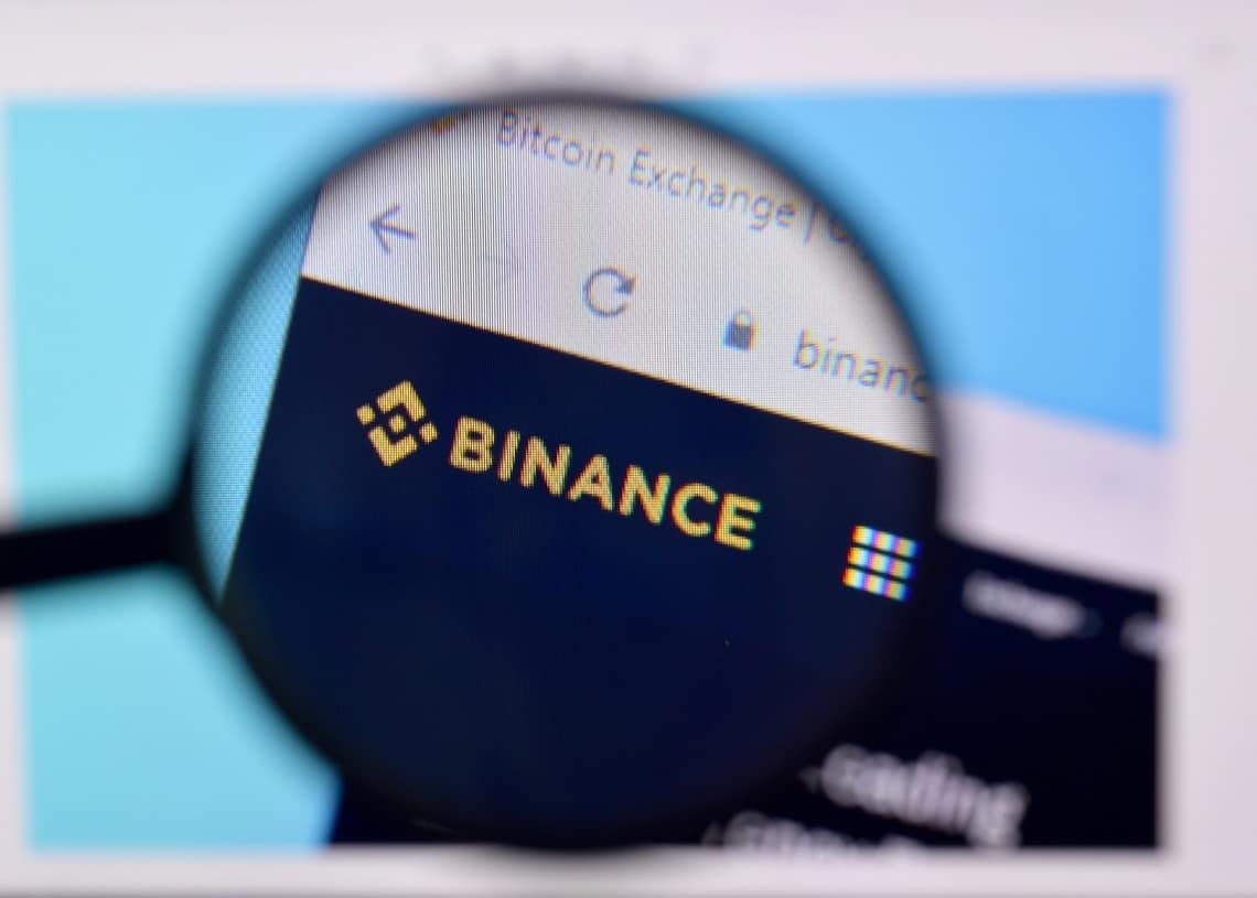 Binance exchange experiences all-time high traffic shuts down for maintenance temporarily
