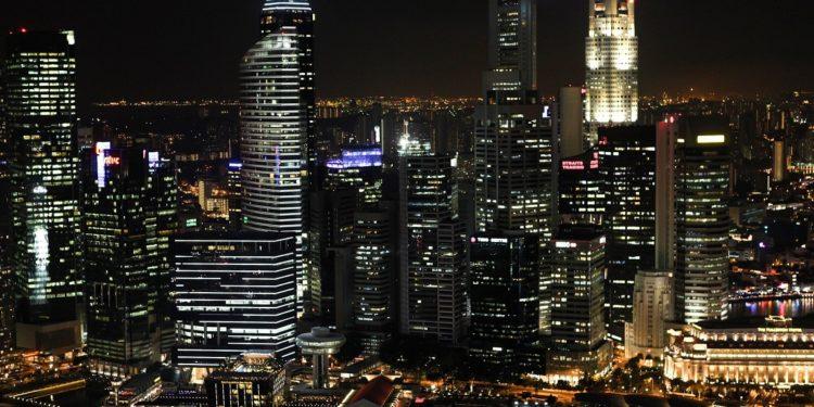 Singapore blockchain payment network